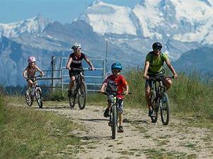 Alpen fietsen 1